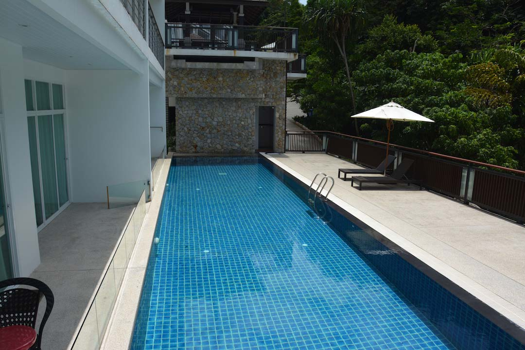 Excellent sea view 1 bed