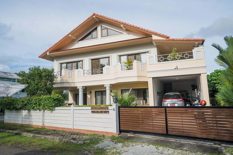 European style, Kathu House