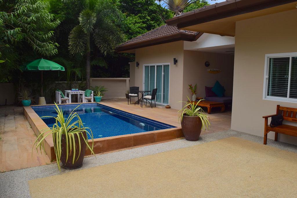 Excellent 3 Bedroom pool villa