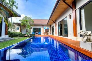 Central Nai Harn villa