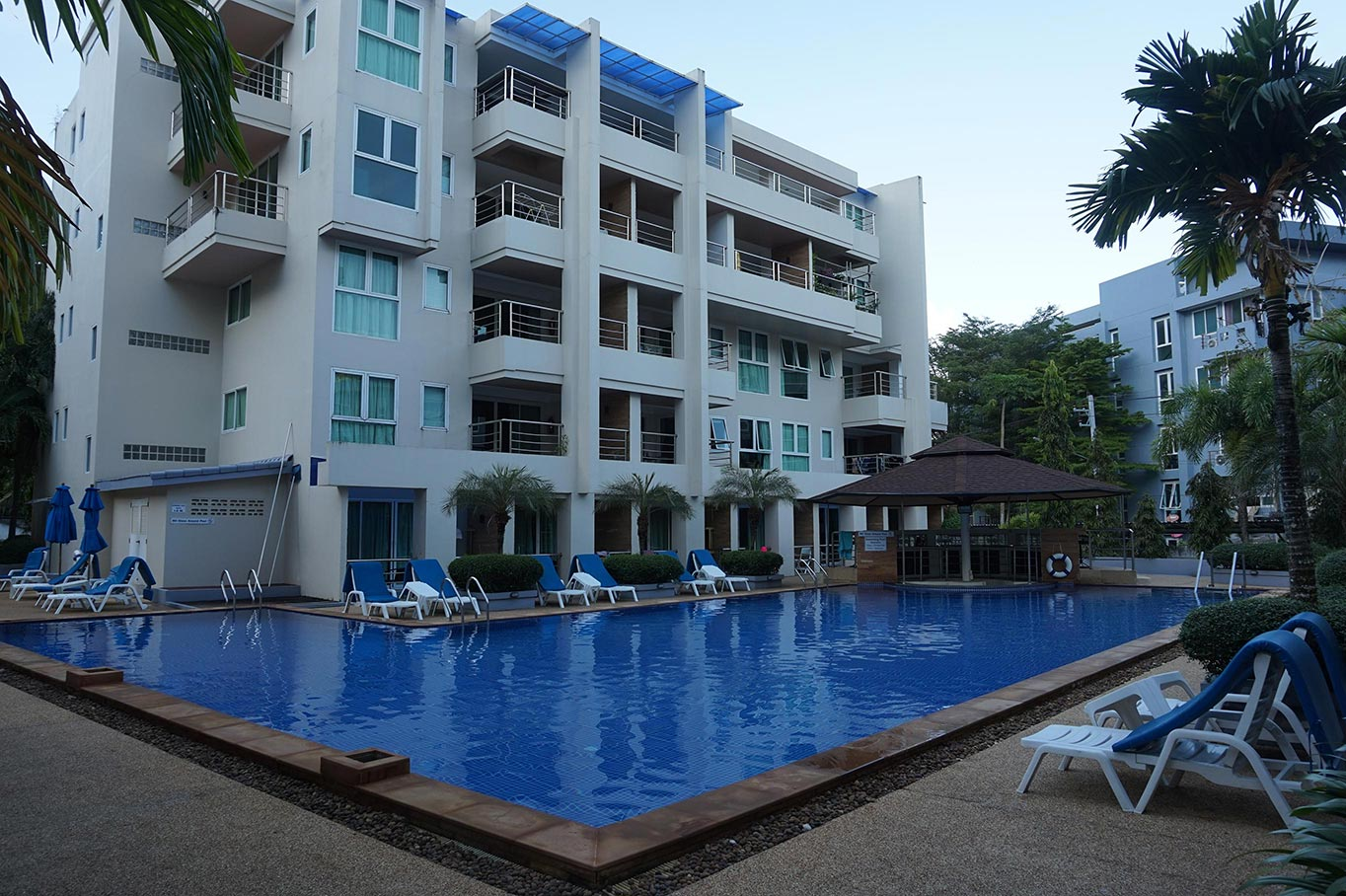 Excellent Value Two Bedroom Patong Condominium