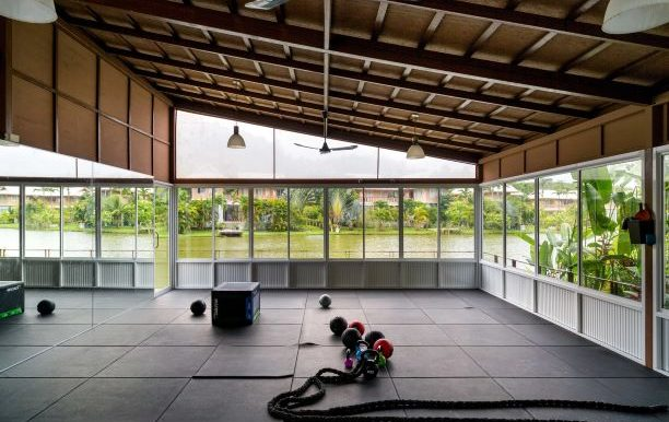 yoga fitness room 1
